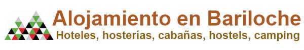 Alojamiento en Bariloche: hoteles, cabañas, hostels